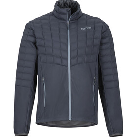 Marmot Featherless Hybrid Jacket Men, dark steel